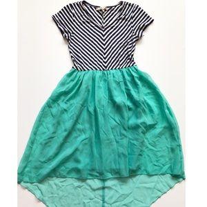 Speechless high low dress. Girls size 12. VGUC.